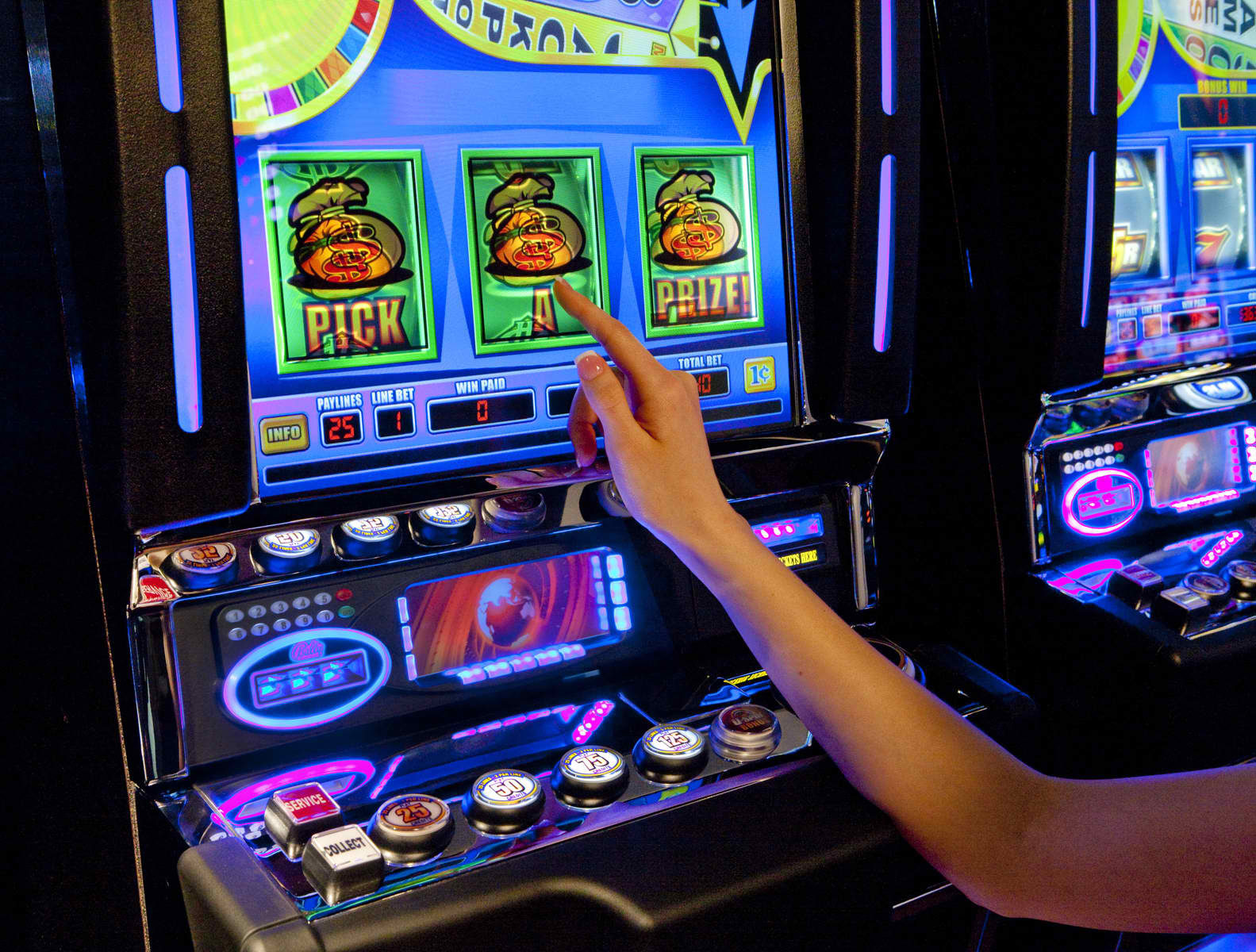 Popular online slot games